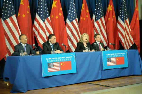 The Strategic and Economic Dialogue and Energy and Climate