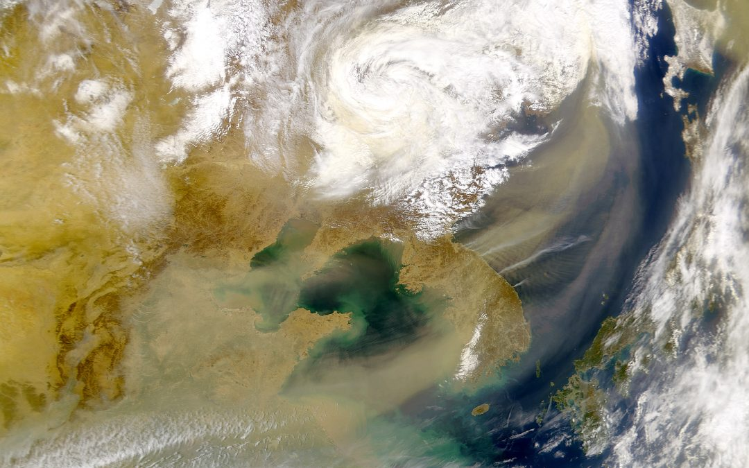 Air Pollution's Hazy Future in South Korea