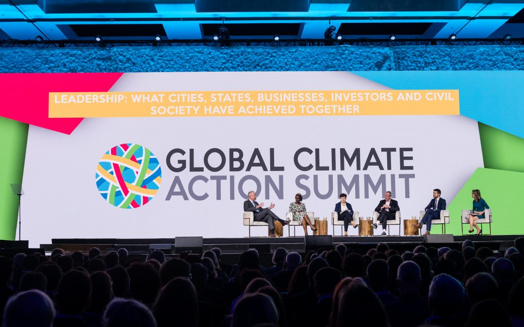 Solid progress in a marathon: How do new city, region, and business announcements from the Global Climate Action Summit measure up?