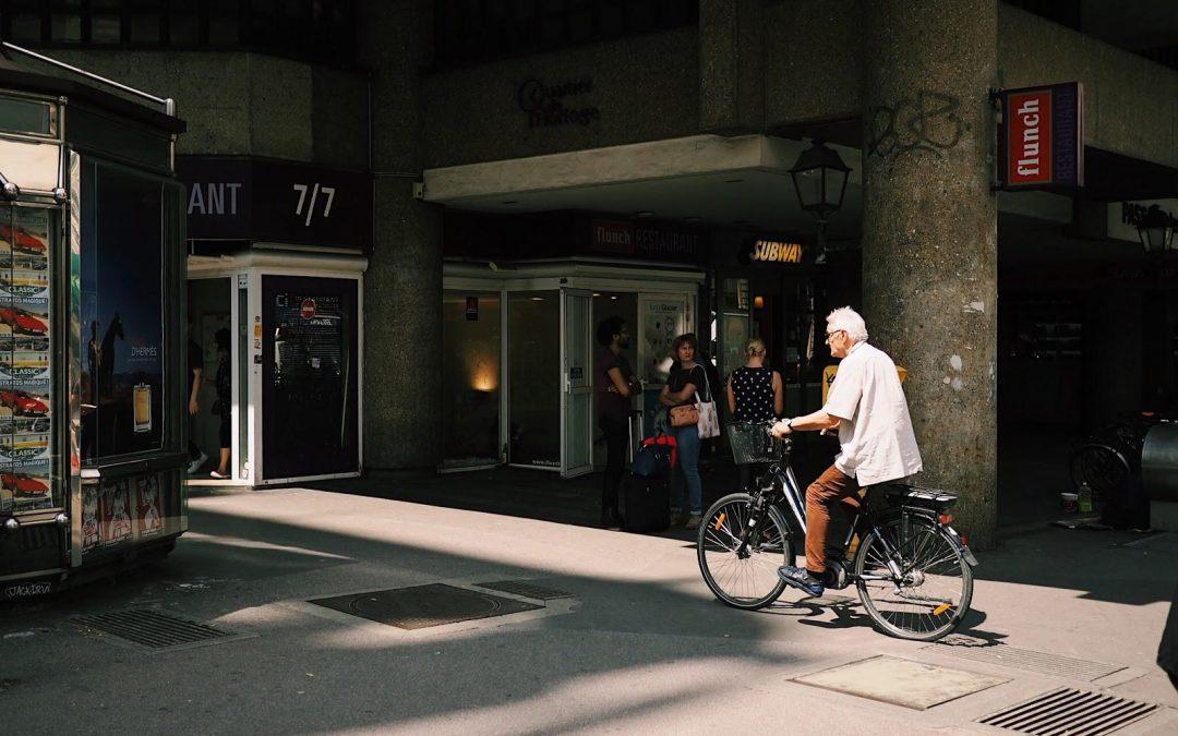 Health, Biking and Equity