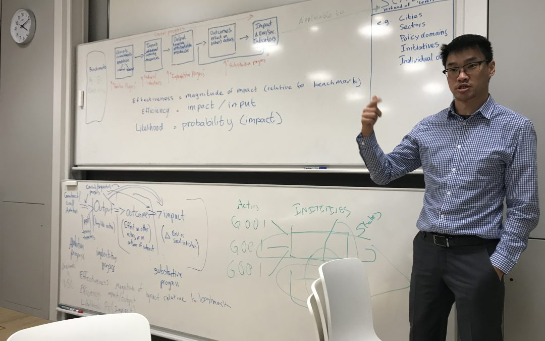 Workshop Explores Strategies to Track Progress on Climate Action