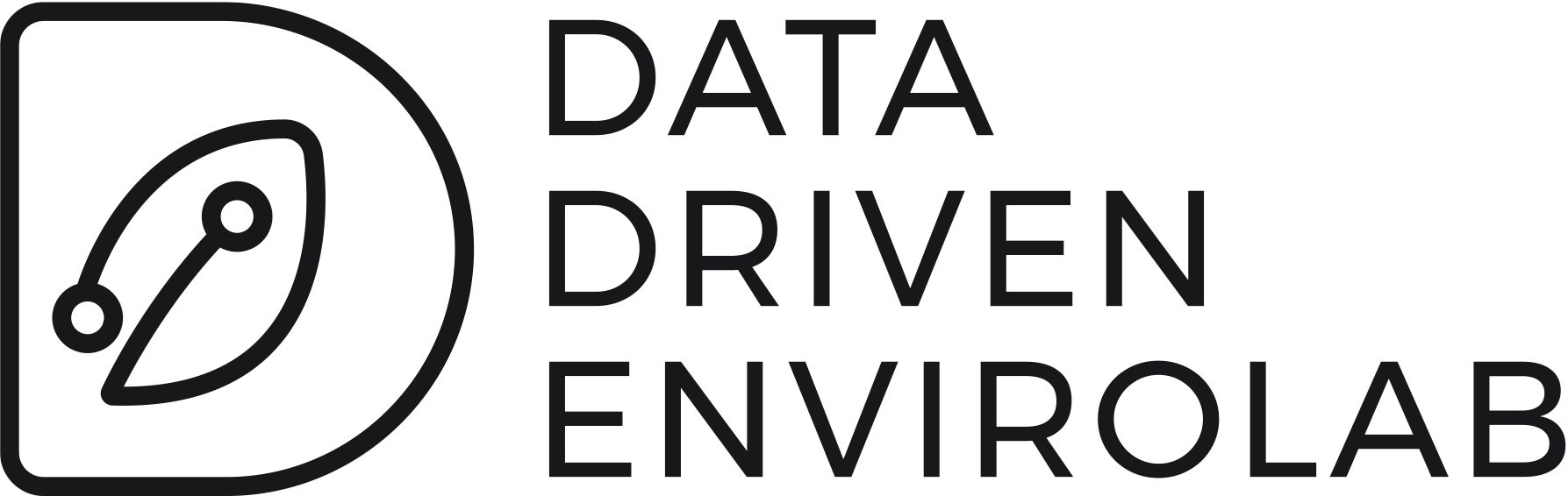 Data-Driven EnviroLab