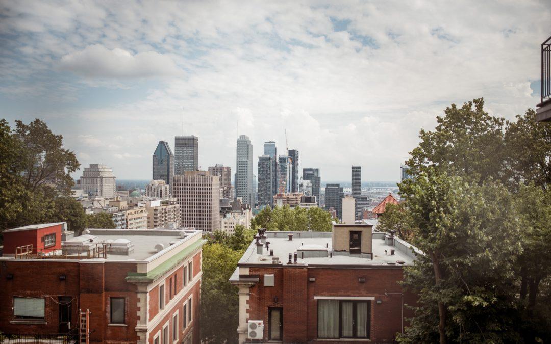 The Urban Heat Island Effect in Montréal