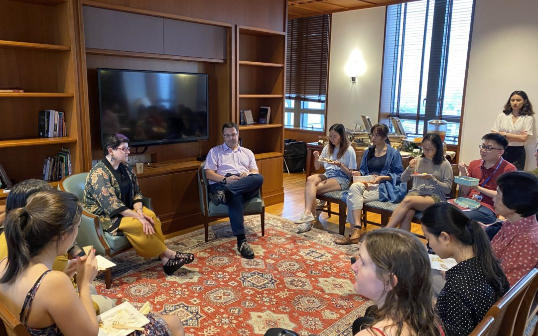 Coronavirus Teach-In: Perspectives from Policy and Science