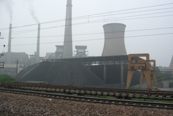 Making Sense of China's Drop in Coal Use