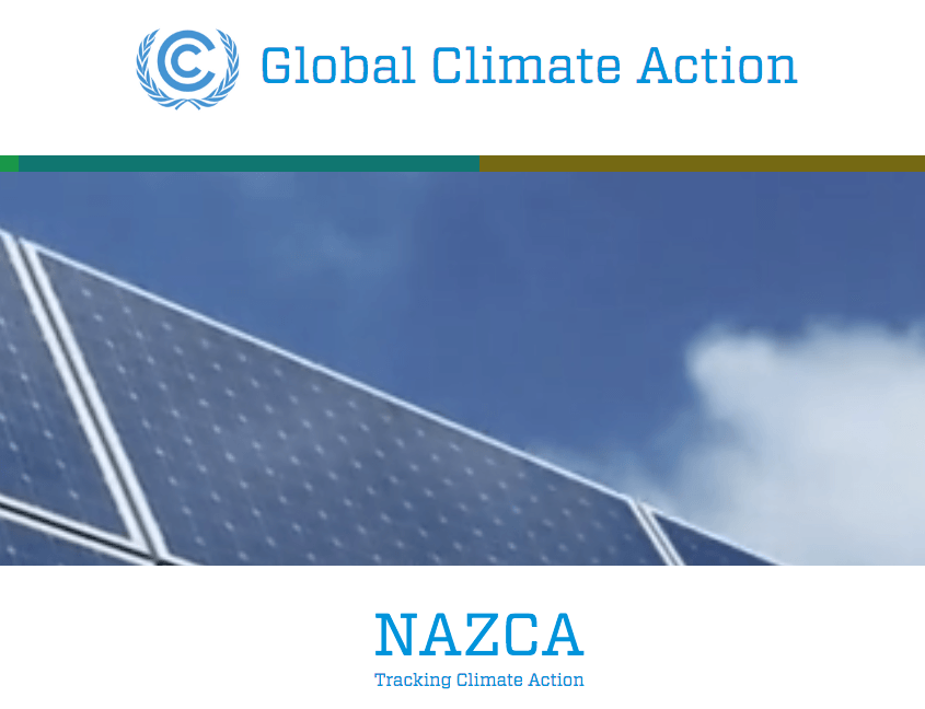 Taking Stock of Global Climate Action
