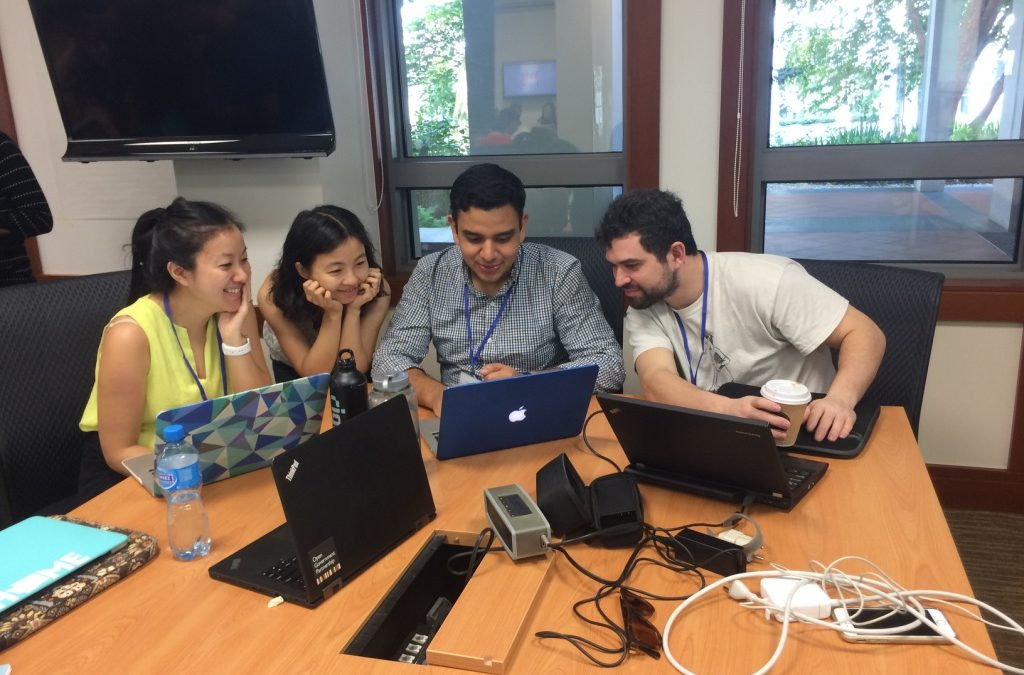 Data 1.0: An Introduction to Hackathons