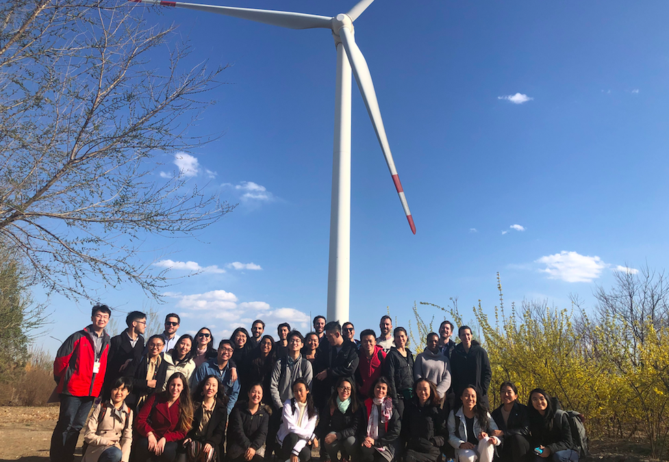 Learning across continents: Yale and Yale-NUS students engage China's sustainability challenges