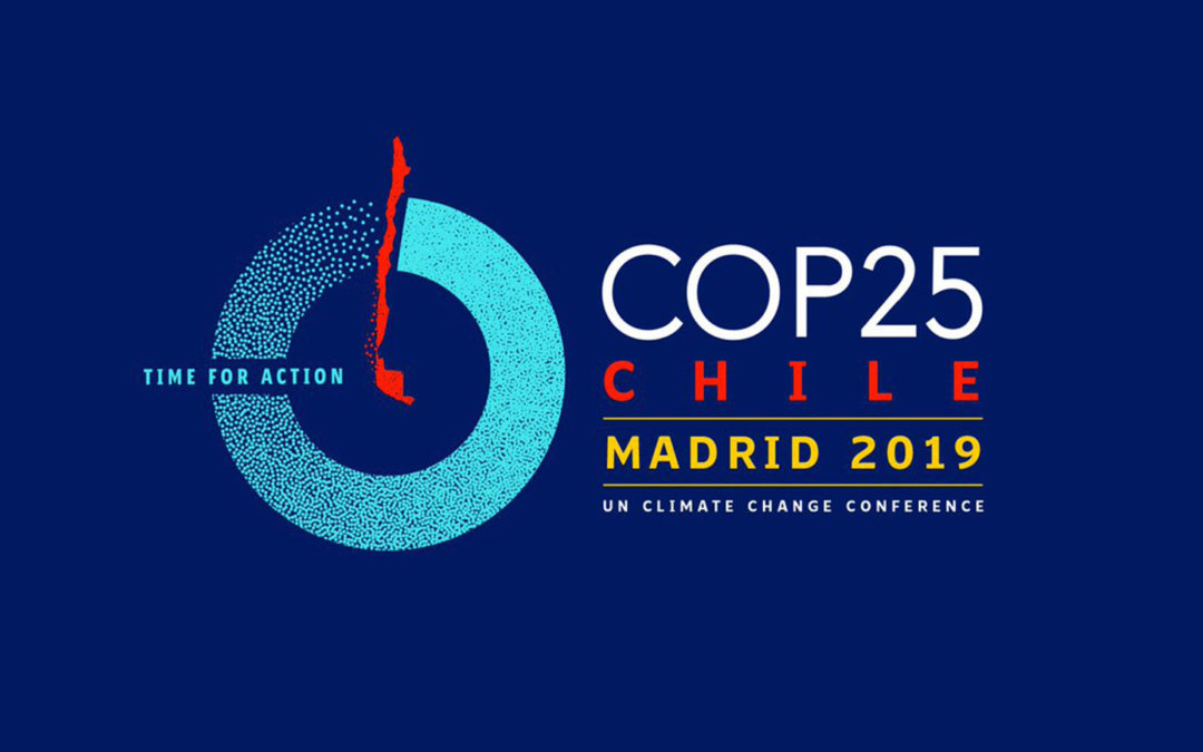 Data-Driven EnviroLab at COP-25 Madrid