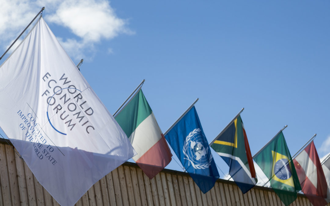 Davos 2020 to focus on cohesion, sustainability