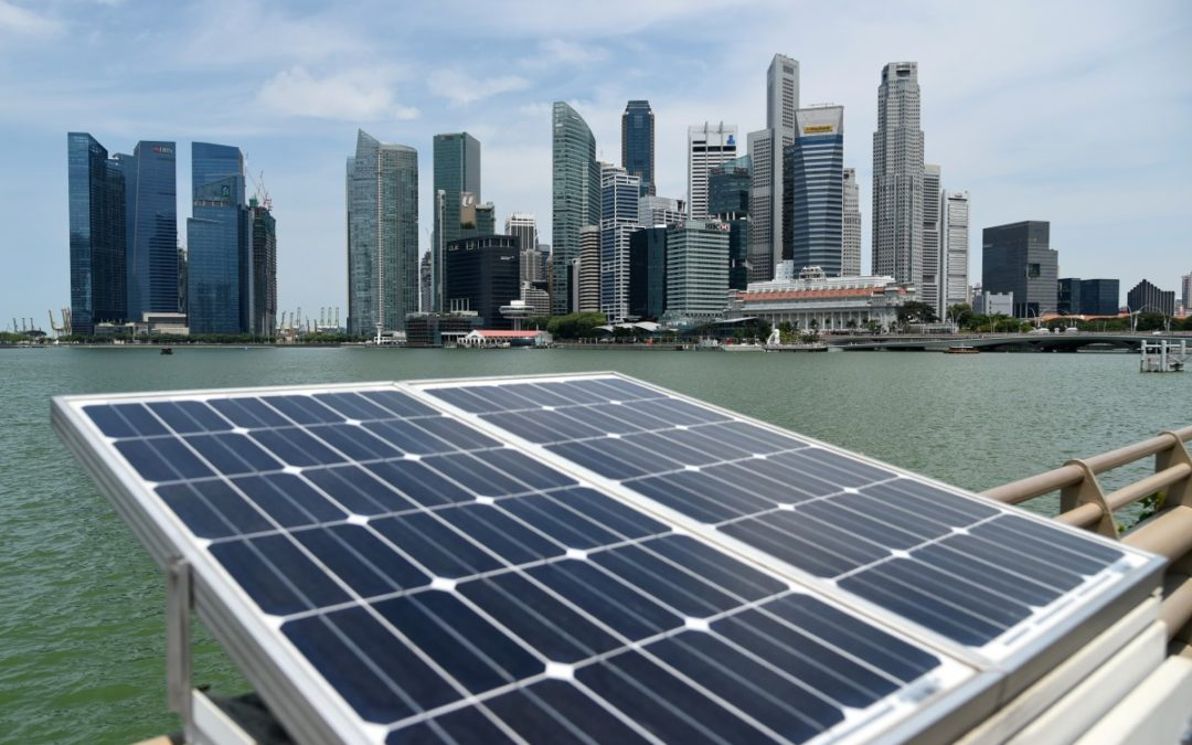 In Singapore's climate fight, transition to clean energy is a matter of will