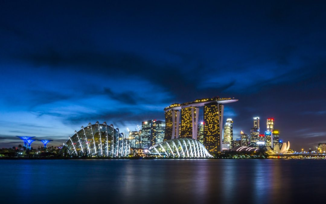 Singapore: A World Leader In Sustainable Development?
